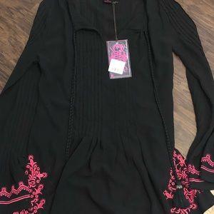 Rock & Roll Cowgirl tunic/blouse
